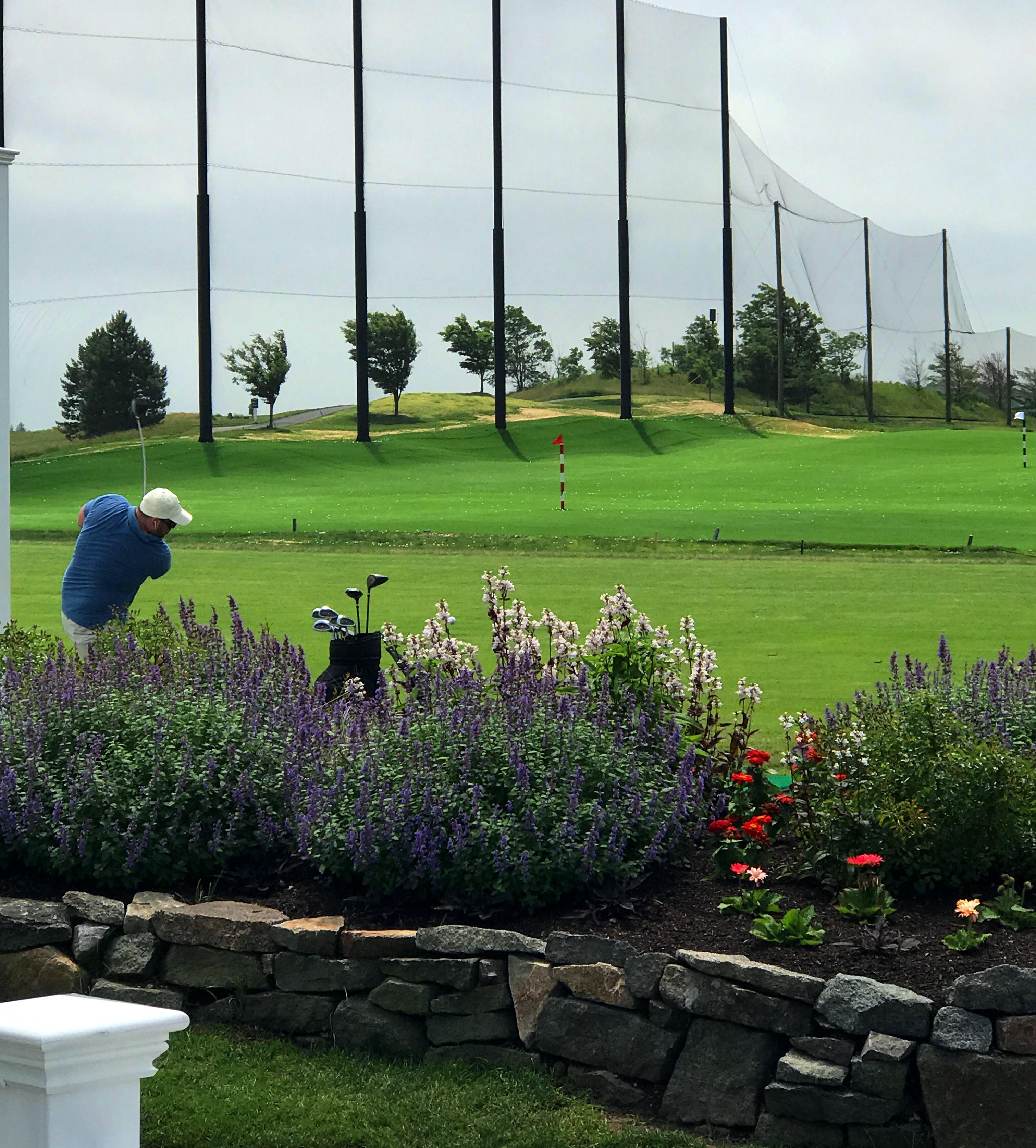 Driving Range Boston South Shore Granite Links Golf Club